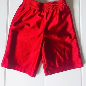 The Children's Place Boys Red Shorts